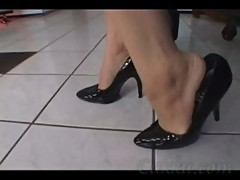 Mika Tan - Eat My Feet #2, Scene PART-1