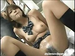 Erika Sato Is An Adventurous Slut, She Likes To Have Sex In Public