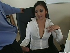 Tia Tanaka Fuck at Work