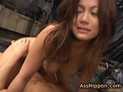 Yuka matsushita fucked and fingered by two guys 14 by assnippon