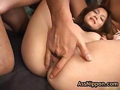 Yuka Matsushita Fucked And Fingered Part1