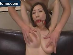 asian chebs honey petting herself