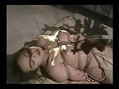 Hot Waxed And Roped Asians