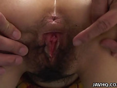 Chihiro Aso huge tit action with hot fuck