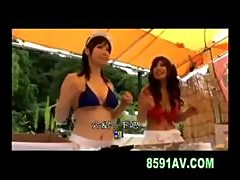 swimming pool bikini shop girl 04