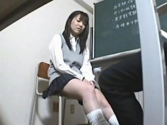 Blackmailed by teacher part 1
