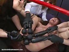 Japanese Bondage Sex - Extreme BDSM Punishment of Asari (Pt. 11)