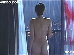 Super Hot Asian Actress Harumi Inoue Kills a Guy In Her Birthday Suit