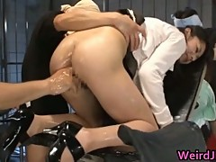 Aya Sakuraba wet hole fingered