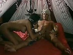 Tabatha Cash Erotic Dream of AladdinX