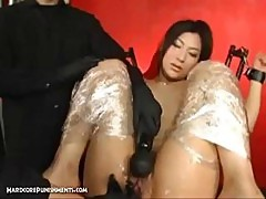 Outrageous Japanese Asian Fetish And Bondage Sex