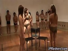 Super Hot Japanese Girls Flashing Part4