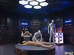 Space Fucking With The Hot Asian Teen Miriya Tachibana