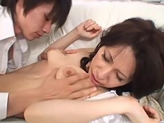 Japanese Babe is Persuaded for some Hardcore Session