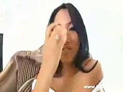 Asa Akira Creampie hot asian (Japanese) teen
