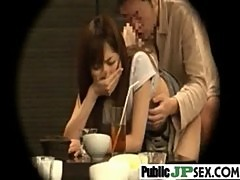 Asians Japanese Getting Hard Fucked In Public video-10