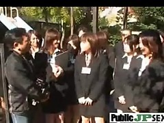 Asians Japanese Getting Hard Fucked In Public video-30