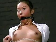 Asian Babes Bondage And Pain of kinky oriental
