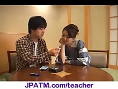 Nasty Japanese Teachers Banged In Classroom - vid 15