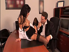 Fucking hot Secretary