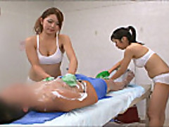Mosaic: Japanese hot service spa