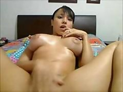 Petite Asian Evelyn Lin