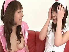 Arisa Aoyama Saki asaoka wicked model movie scene