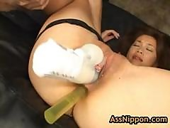 Asami Ogawa Gets Pussy Stuffed With 8 Part1