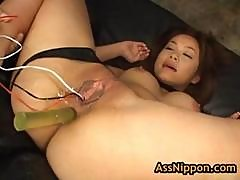 Asami Ogawa Gets Pussy Stuffed With 8 Toys 14 By Assnippon