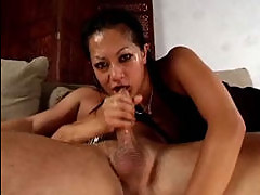 Gianna Lynn gets her face fucked for ...